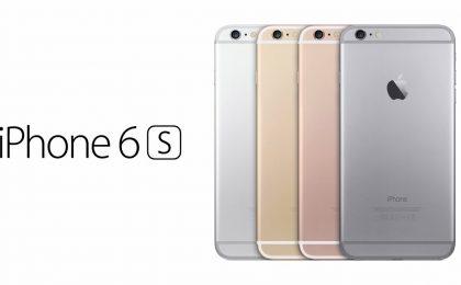 iPhone 6S Vs HTC One M9: confronto delle schede tecniche