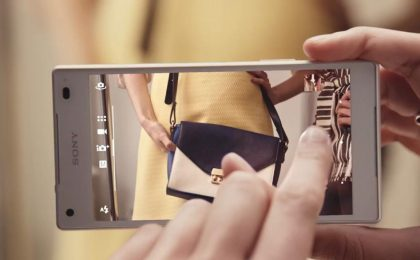 Sony Xperia Z5 Compact, IFA Berlino 2015