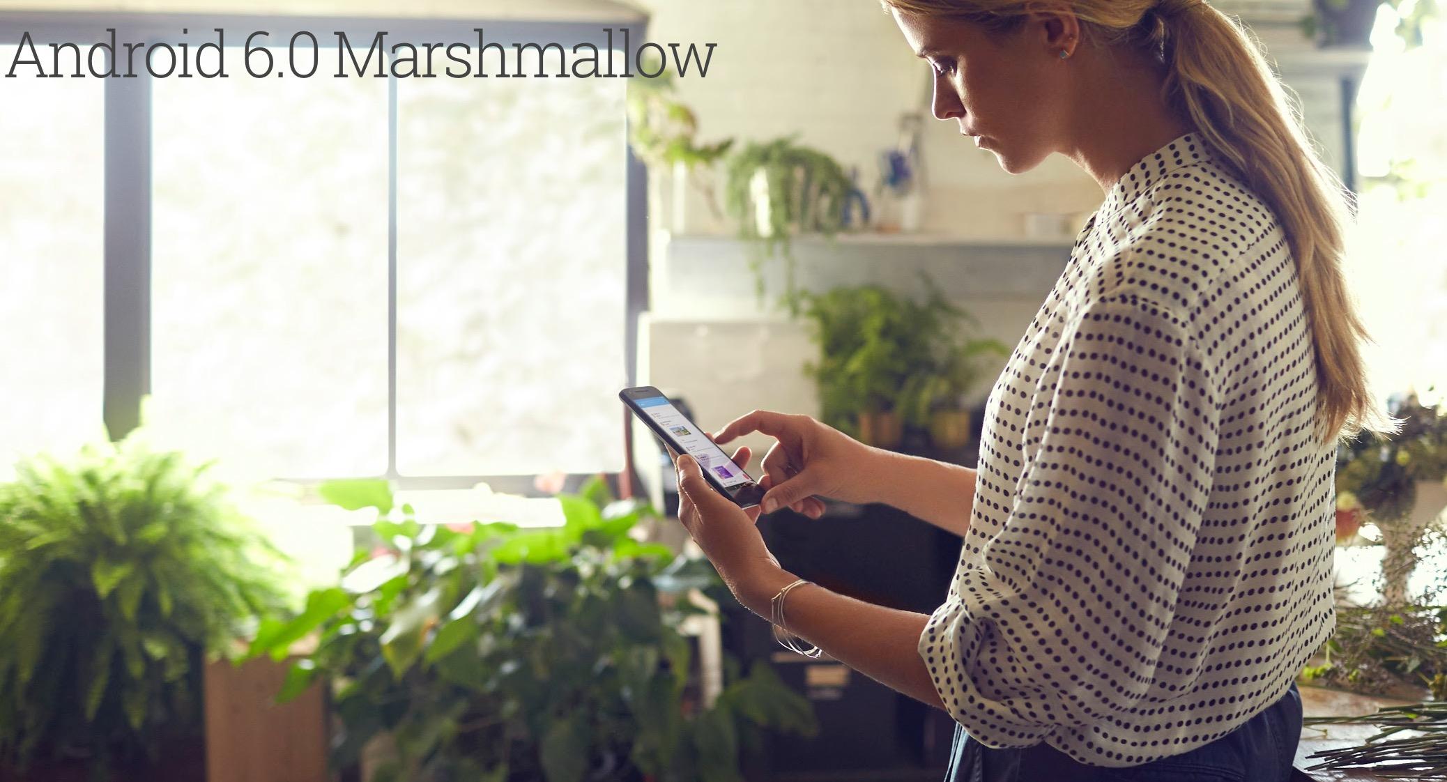 Android Marshmallow Nexus 5X