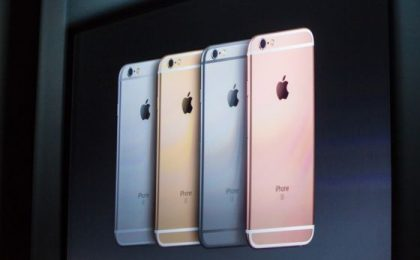 iPhone 6s scheda tecnica e caratteristiche ufficiali