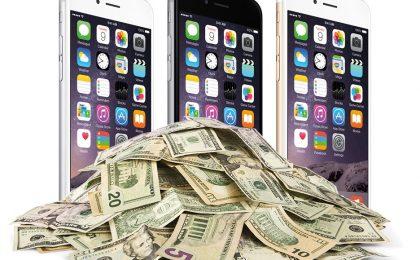 iPhone 6s prezzo: aumentato del 56% dal primo modello