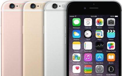iPhone 6s Vs Samsung Galaxy S6: sfida tra eterni rivali