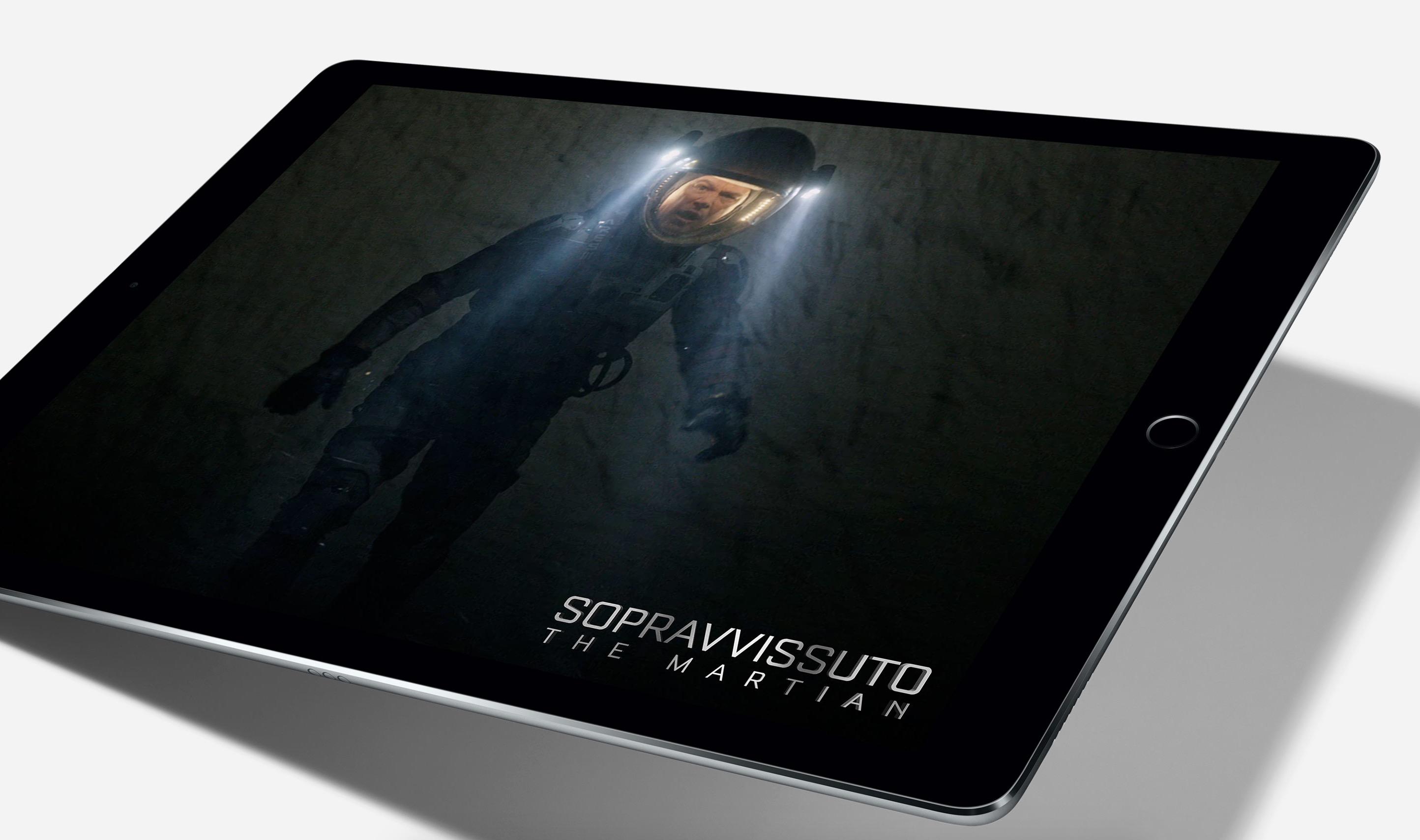 Design iPad Pro