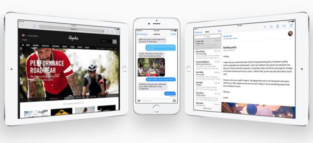 Downgrade iOS 9 a iOS 8