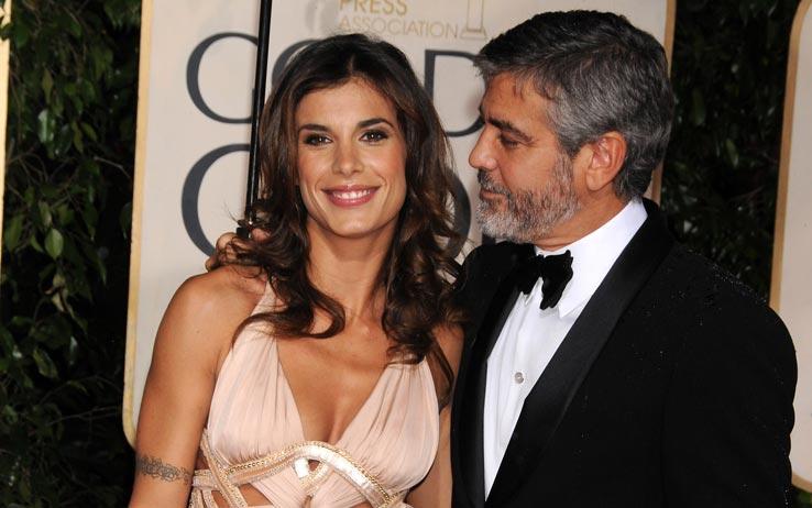 Elisabetta Canlis e Clooney