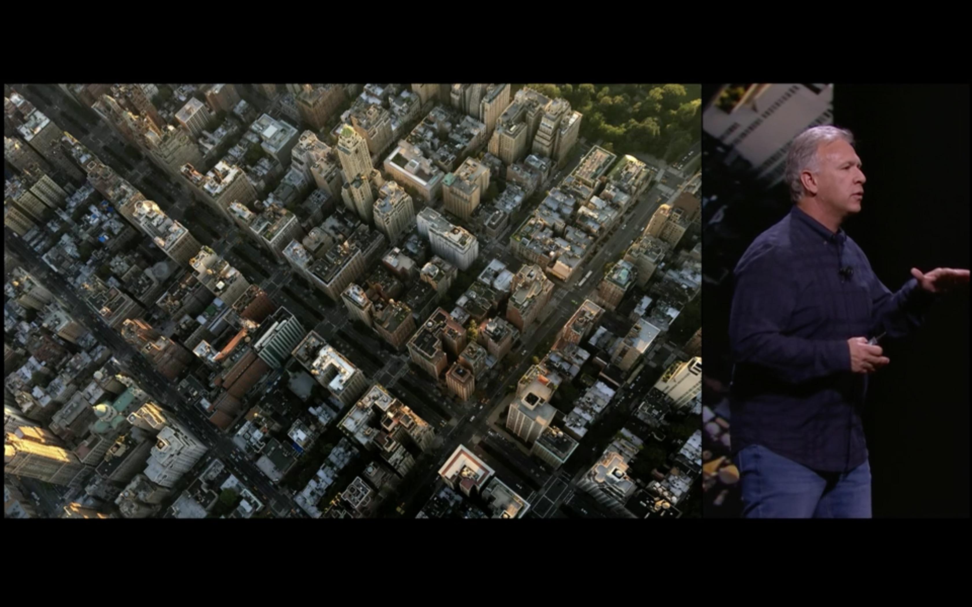 Foto Manhattan iPhone 6s