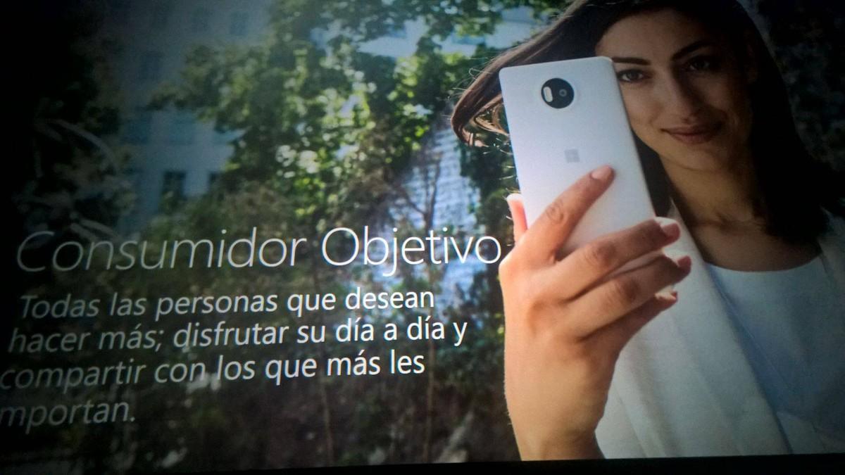 Fotocamera Lumia 950