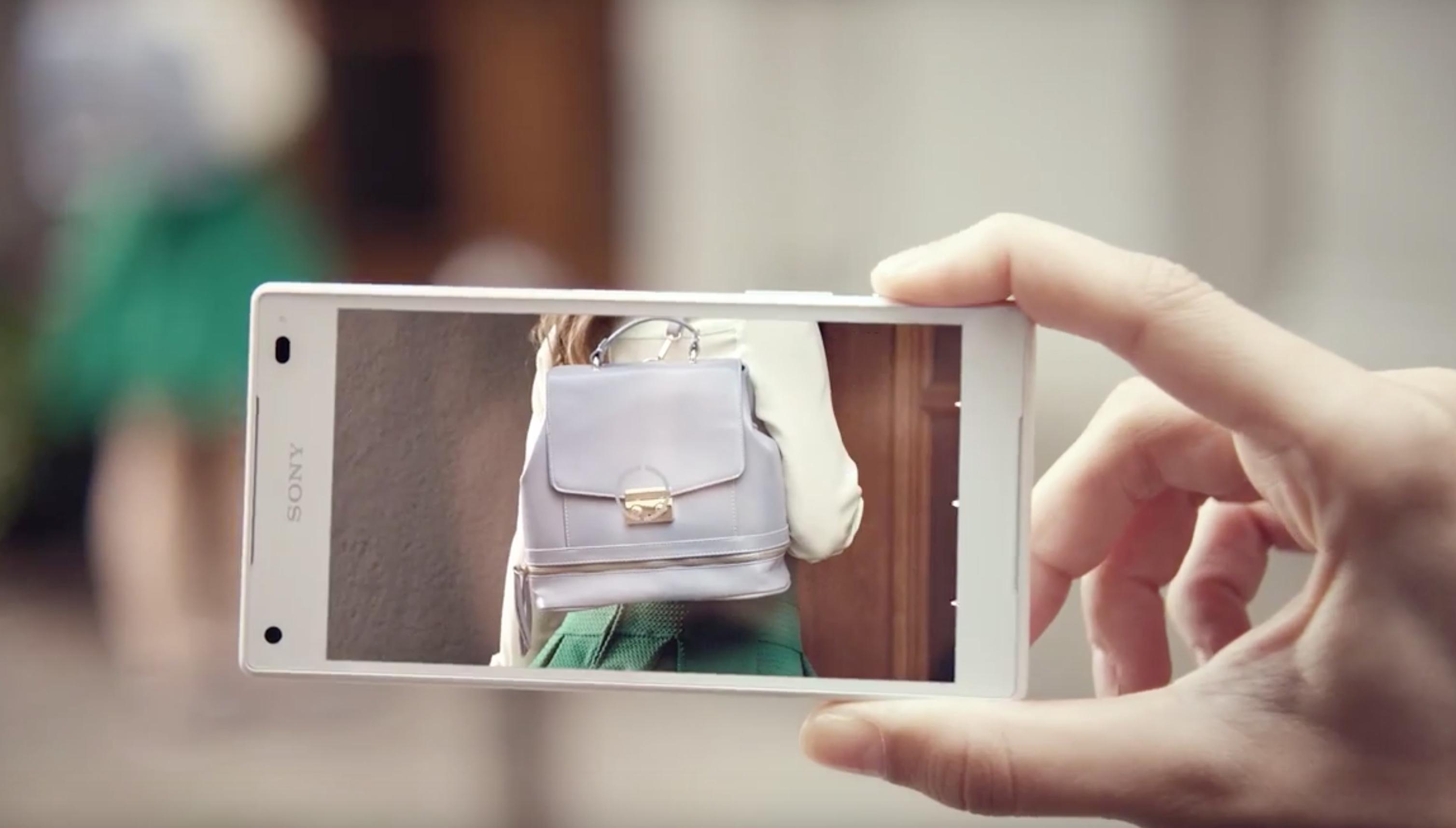 Fotocamera Xperia Z5 Compact
