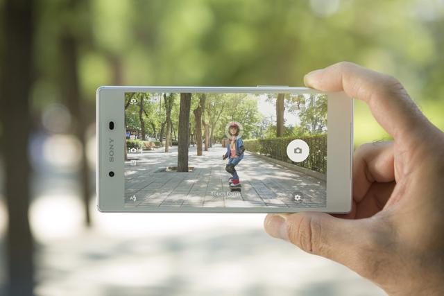 Fotocamera Xperia Z5 Premium