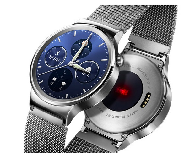 Huawei Watch metallo