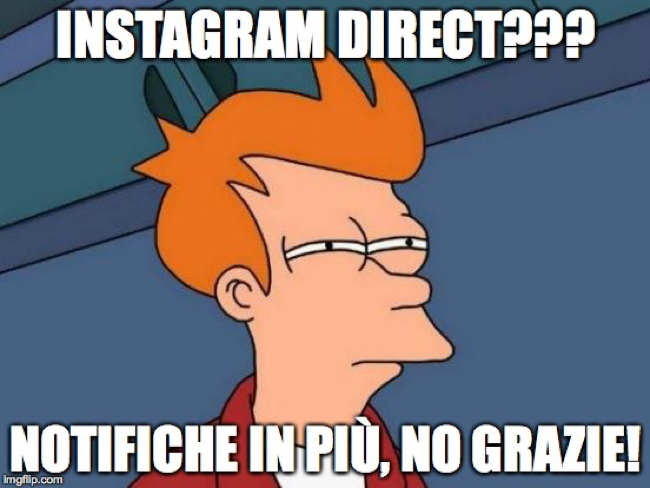 Instagram Direct Meme