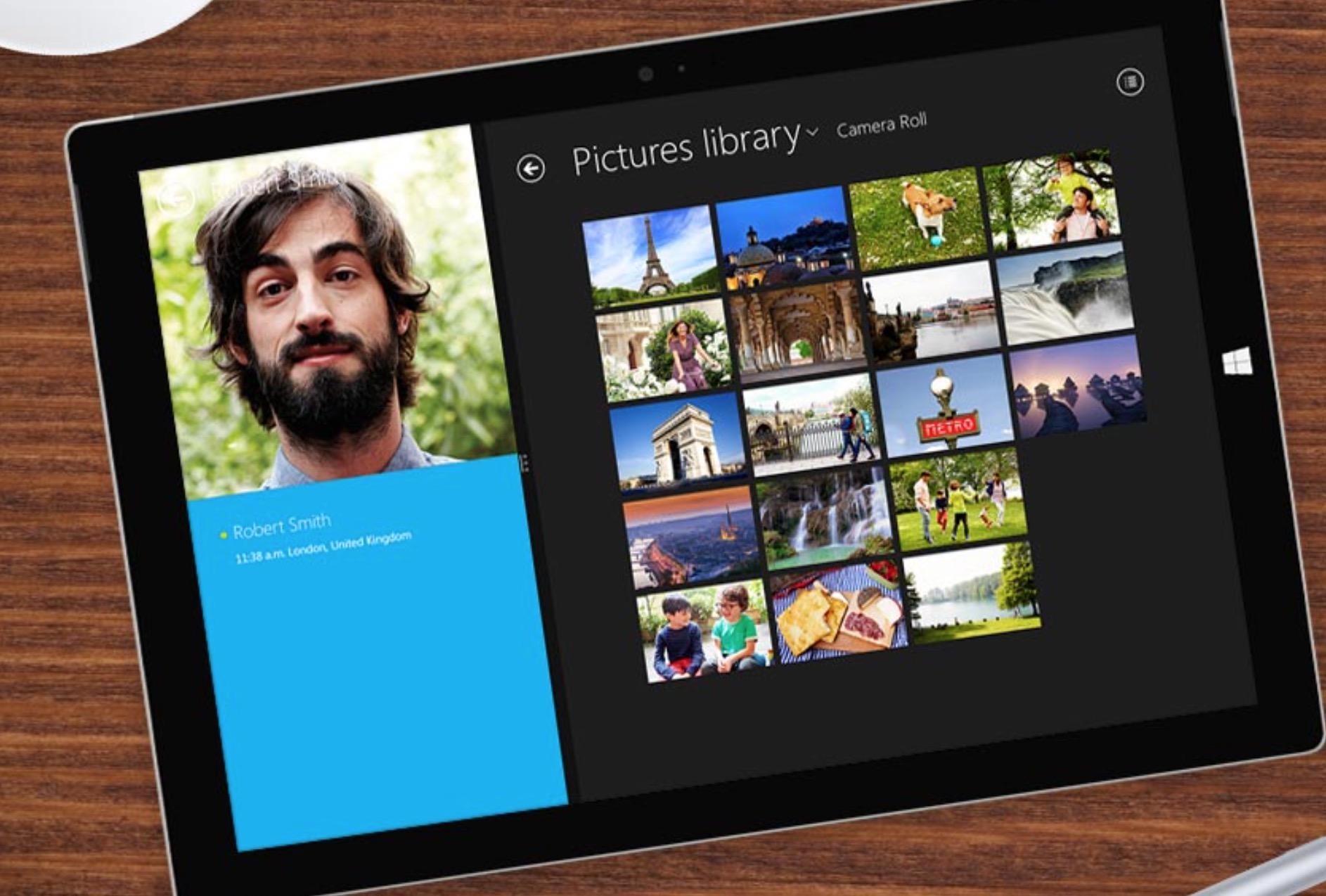 Microsoft Surface Windows