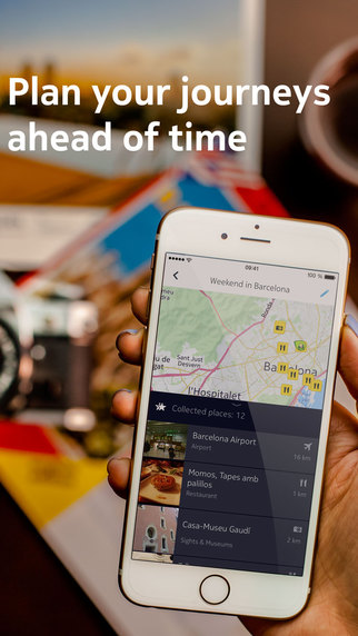 Nokias HERE Maps