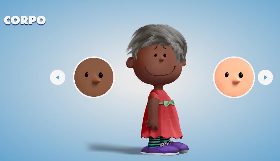 Peanuts_come_personalizzare