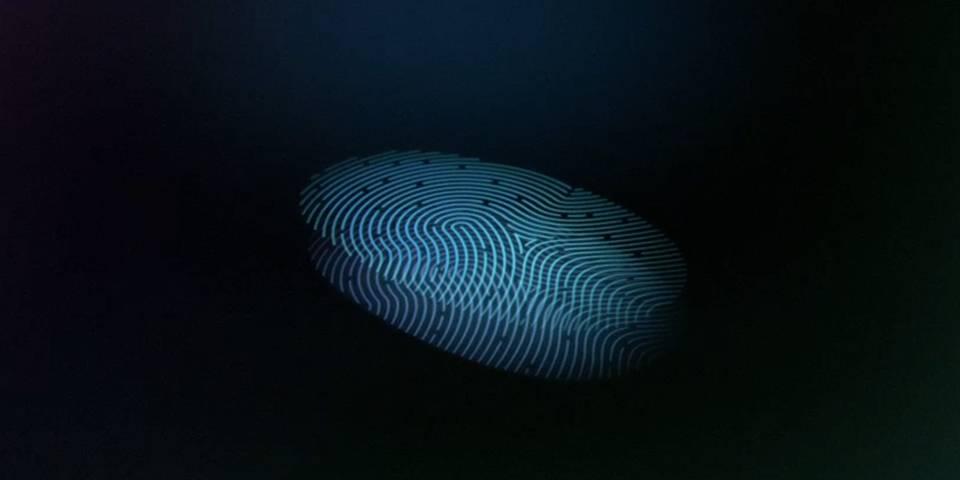 Riconoscimento impronta Touch ID