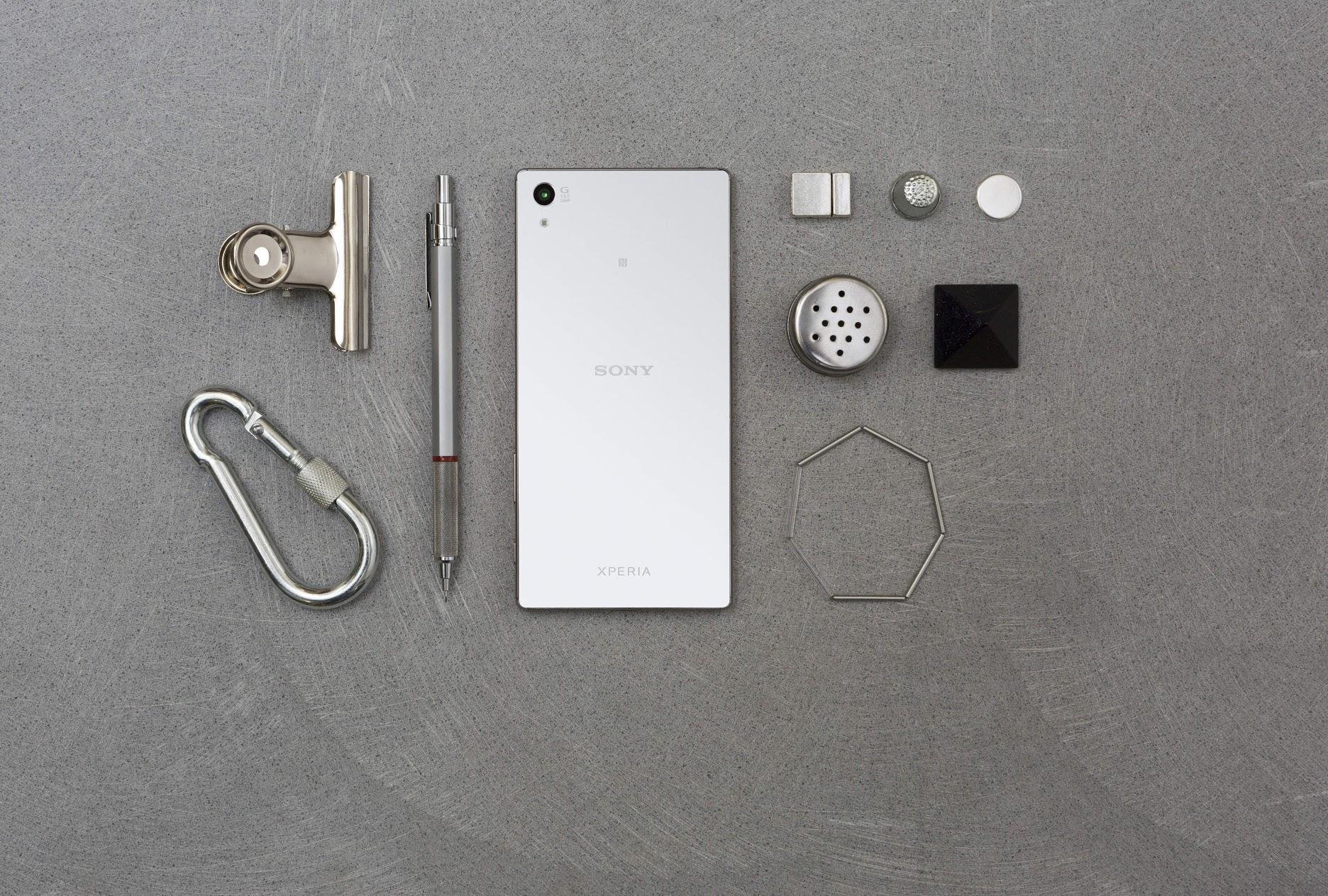 Sony Xperia Z5 Premium retro