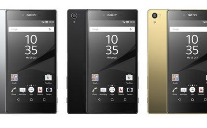 Sony Xperia Z5 in uscita: prezzo e scheda tecnica