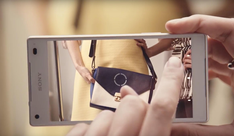 Xperia Z5 Compact fotocamera da 23 megapixel