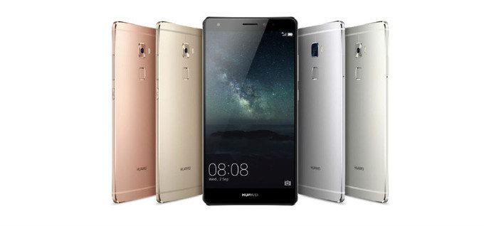 Huawei Mate S: prezzo, scheda e uscita del phablet