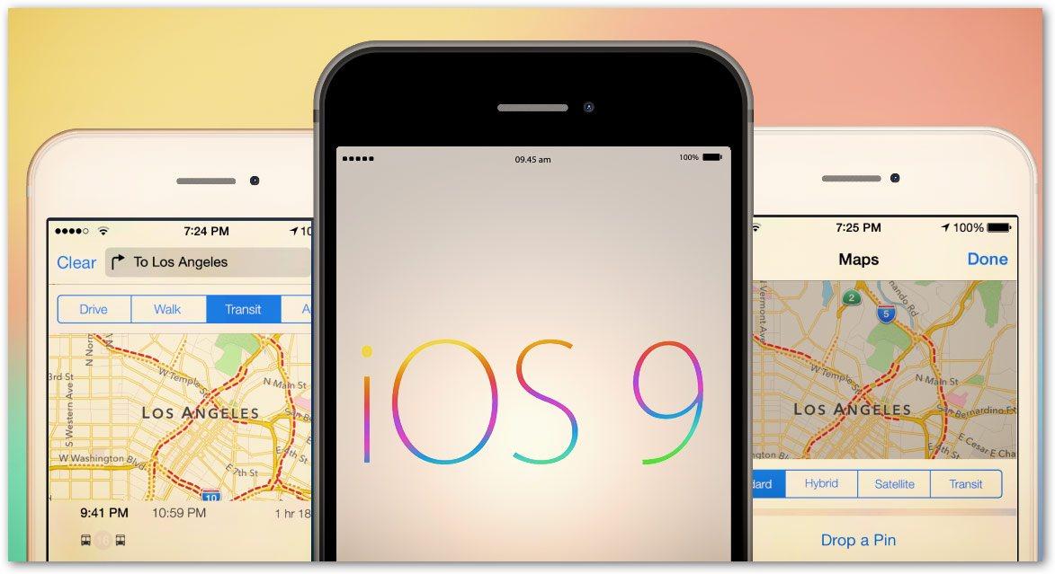 iOS 9: maps ha il miglior navigatore di sempre