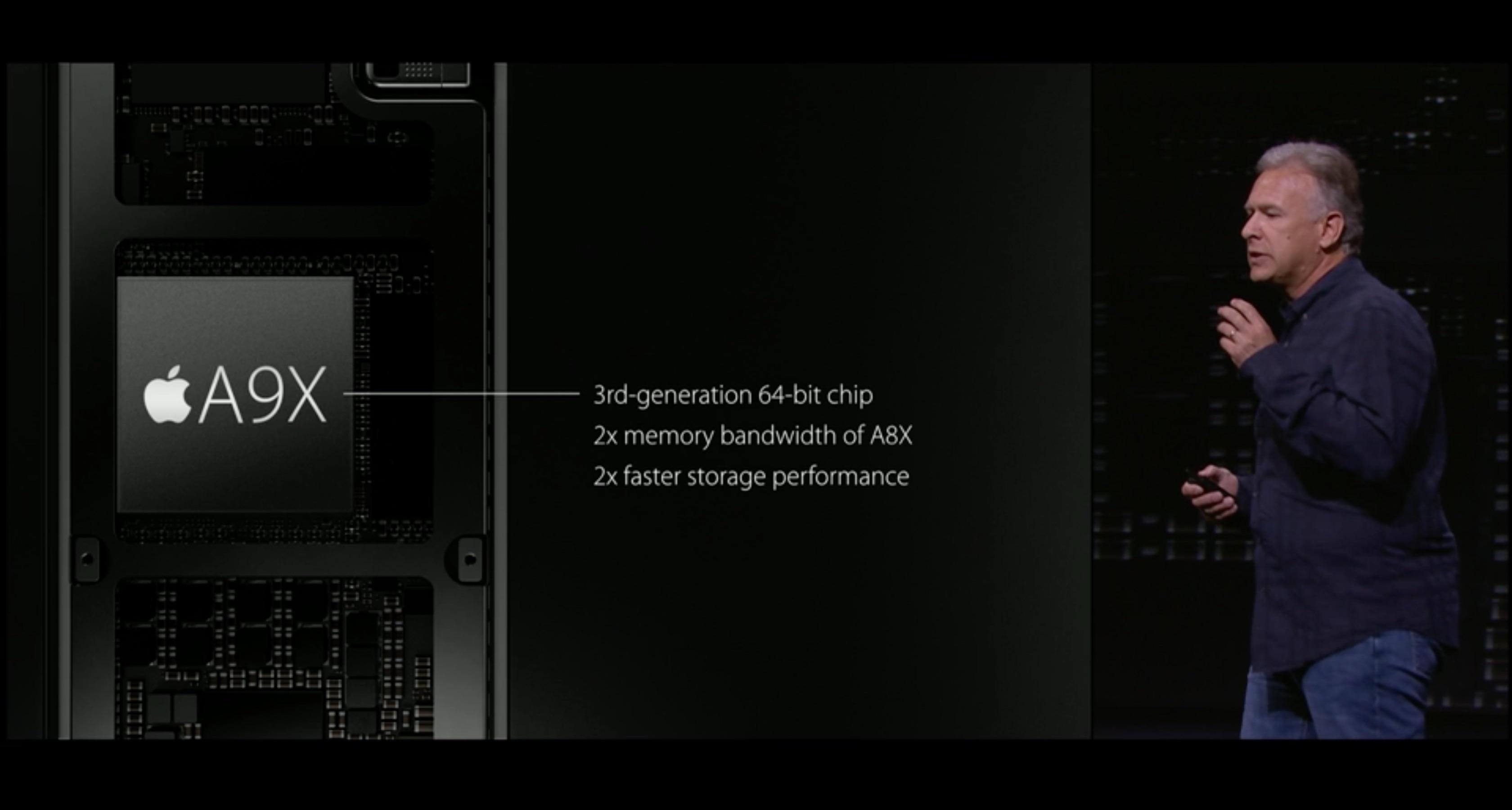 iPad Pro A9x