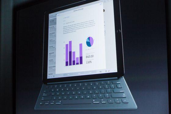 iPad Pro tastiera