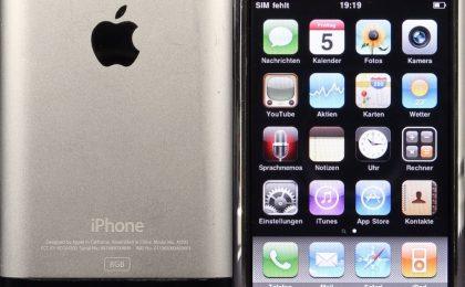 iPhone 6s: dall'iPhone 2G com'è cambiato il melafonino