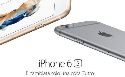 iPhone 6s prezzo: rincari in Italia per gli smartphone di Apple