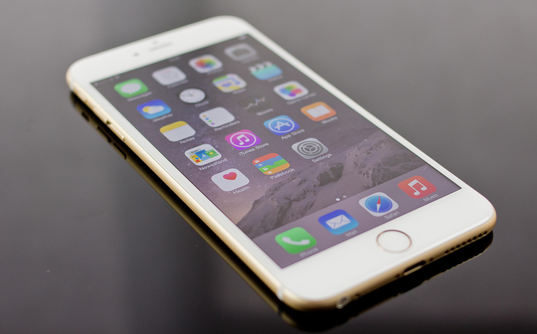 iPhone 6s Plus batteria più piccola