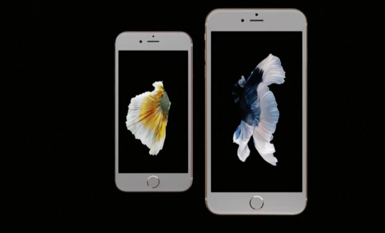 iPone 6s e 6s Plus