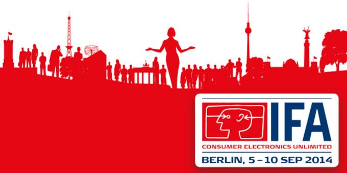 ifa 2015 Berlino logo