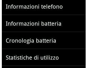 Menu nascosto in Android: come accedere a tutte le info dettagliate