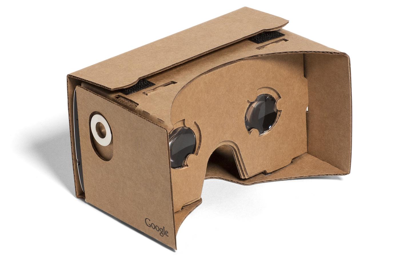one cardboard