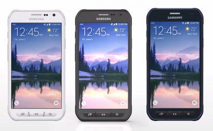 Galaxy S6 Active: un device per gli utenti più esigenti