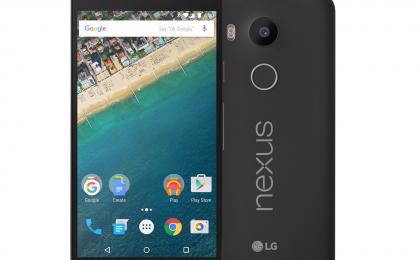 Nexus 5X vs Samsung Galaxy S6: confronto di schede tecniche