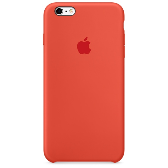 Bumper arancione Apple iPhone 6s