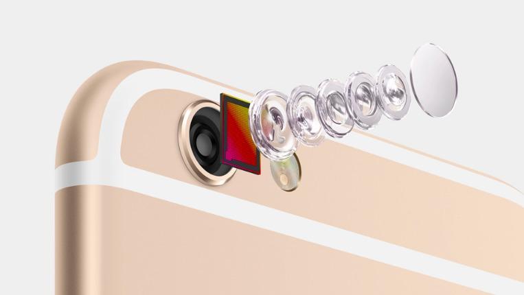 Fotocamera iPhone 6s