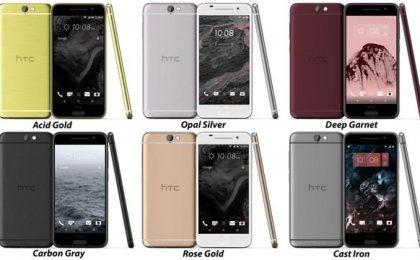HTC One A9 vs Samsung Galaxy S6 Edge: confronto tecnico