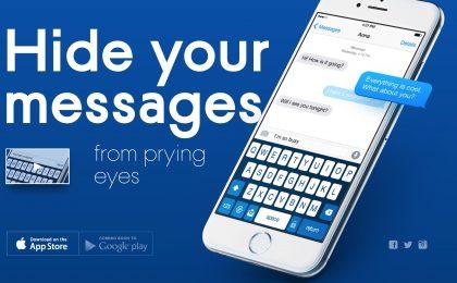 Nascondere chat e messaggi, Kibo è l'app che lo fa