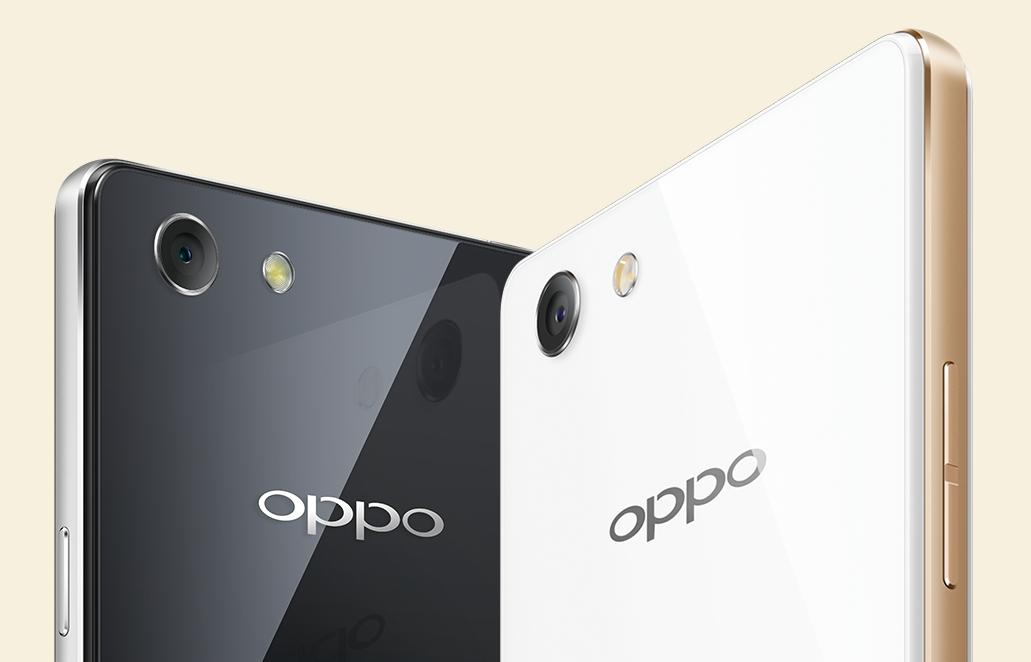 Oppo Neo 7 fotocamere