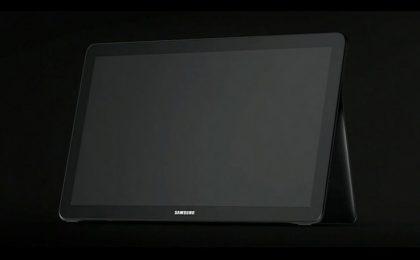 Samsung Galaxy View: specifiche e immagini del tablet da 18″