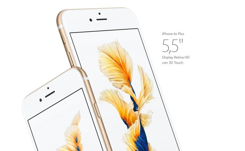 Schermo di iPhone 6S Plus