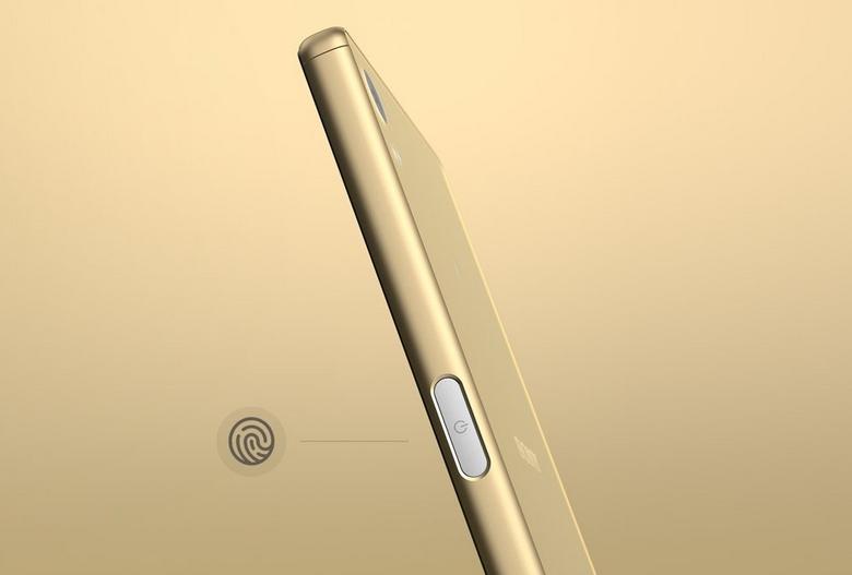 Smartphone dorati