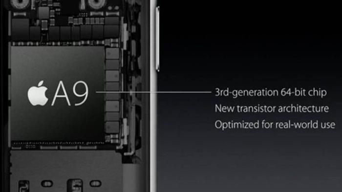 SoC A9 iPhone 6s
