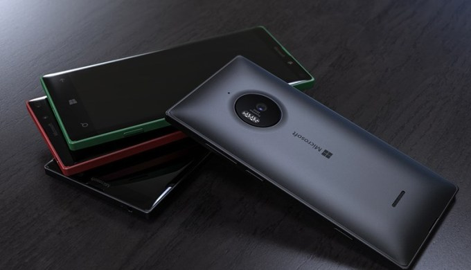 camera lumia 950
