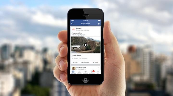 Facebook piattaforma video, un nuovo YouTube in fase di test