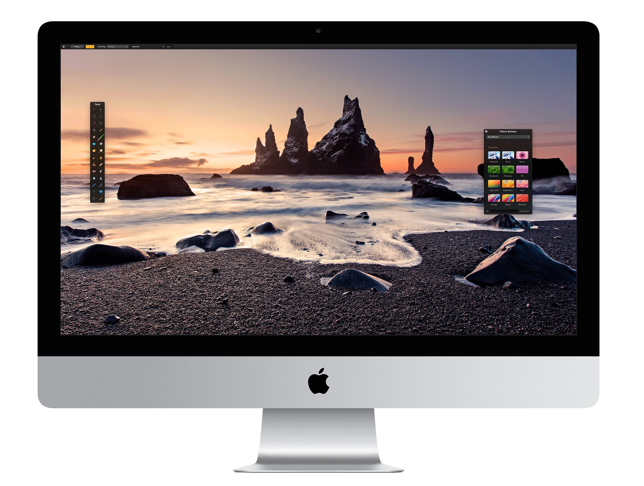 iMac e editing immagini