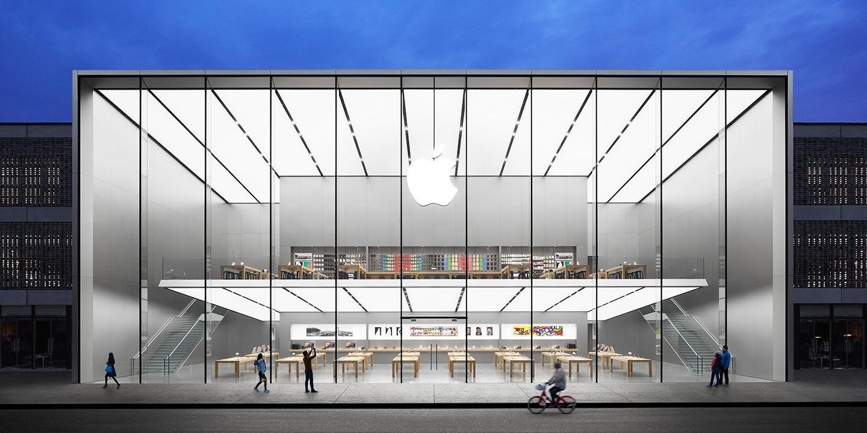 iPhone 6s Apple Store