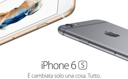 iPhone 6s e 6s Plus: via ai preordini e Notte Bianca