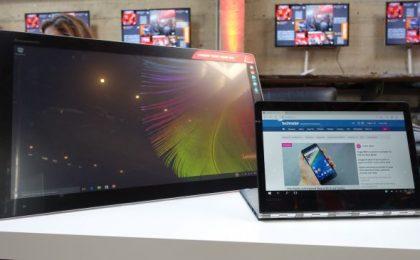 Lenovo Yoga 900: prezzo e scheda dell'anti-Surface Book